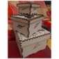 Birch Plywood Box Stack Kits - Square