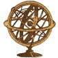 Armillary Sphere - MDF Wood Shape