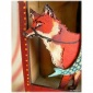 Curious Fox MDF Wood Shape Style 10