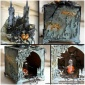 Gothic Mansion / Cathedral - MDF Wood Shape