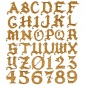 MDF Letters & Numbers - Rapscallion Font
