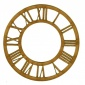 Roman Numeral Clock Face - MDF Wood Shape