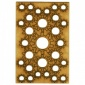 Sheet of Mini MDF Wood Cogs - Style 3