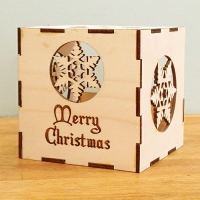 Birch Ply Christmas Gifts & Decor