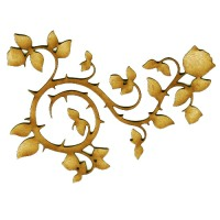Flora & Fauna Decorative Flourishes