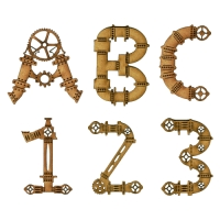 Steampipe ABCs & 123s