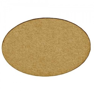 Oval Shape - MDF Mixed Media Board