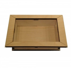 Birch Plywood Box Frame Kits - Rectangle