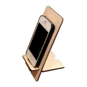 Birch Plywood Smart Phone Stand