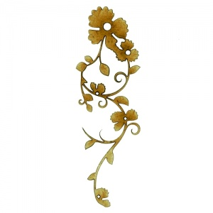 Flowering Vine - Decorative Flourish Style 30