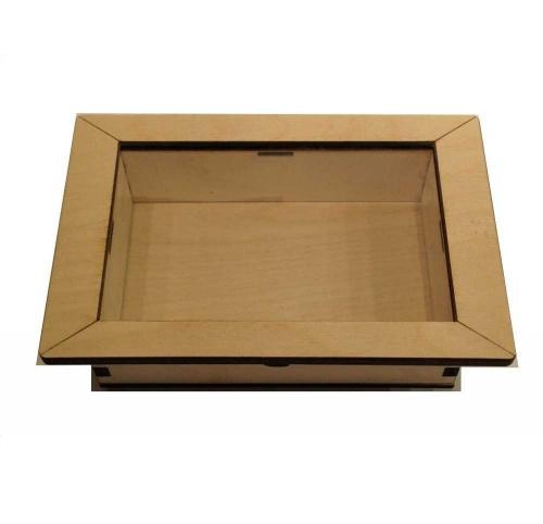 86cd8082dbb Rectangle Shadow Box Frame Kit