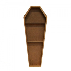 MDF Coffin Kit