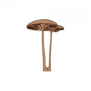 Mushrooms - Fungi MDF Wood Shape - Style 10