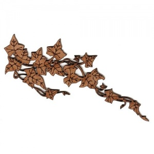 Ivy Leaf Garland - MDF Wood Shape