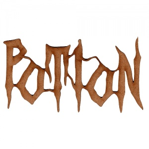 Potion - Halloween MDF Wood Word