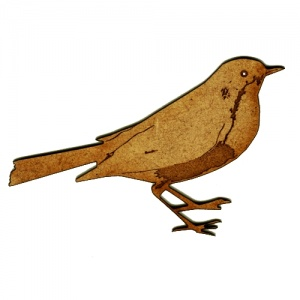 Robin - MDF Wood Shape