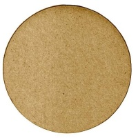 Circle/Round Shape - MDF Mixed Media Board