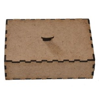 MDF Trinket Box Kit - Style 1