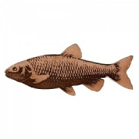Chub MDF Fish Wood Shape