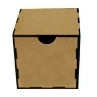 MDF Cube Storage Box Kits