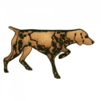 Pointer - MDF Wood Dog Shape