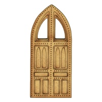 Door MDF Wood Shape - Style 7