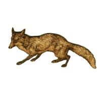 Flighty Fox MDF Wood Shape Style 13