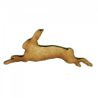 Running Hare - MDF Wood Shape