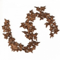 Ivy Leaf Swag - MDF Wood Shape