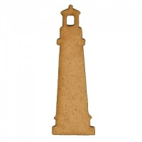 Lighthouse MDF Wood Shape Style 1