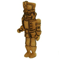 Nutcracker Toy Soldier - MDF Wood Shape