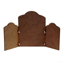 Scalloped Triptych Kit