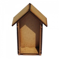Framed Style MDF House Kit - Tall