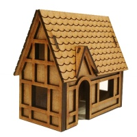 Tudor Framed - MDF House Kit