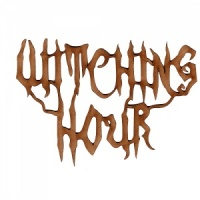 Witching Hour - Halloween MDF Wood Words