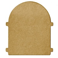 Door Shape - MDF Mixed Media Board