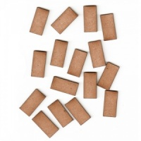 Rectangle Shape - Mini MDF Wood Plaques