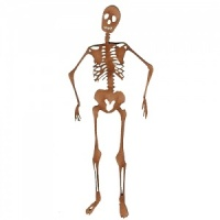 Skeleton MDF Wood Shape Style 1