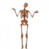 Skeleton MDF Wood Shape Style 2