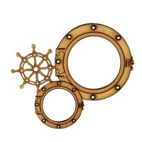 Nautical Multi Frame - Ships Porthole